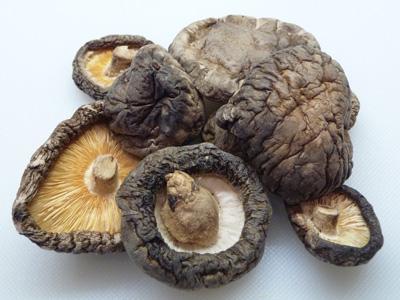 Dried Shiitake (c) jfhaugen