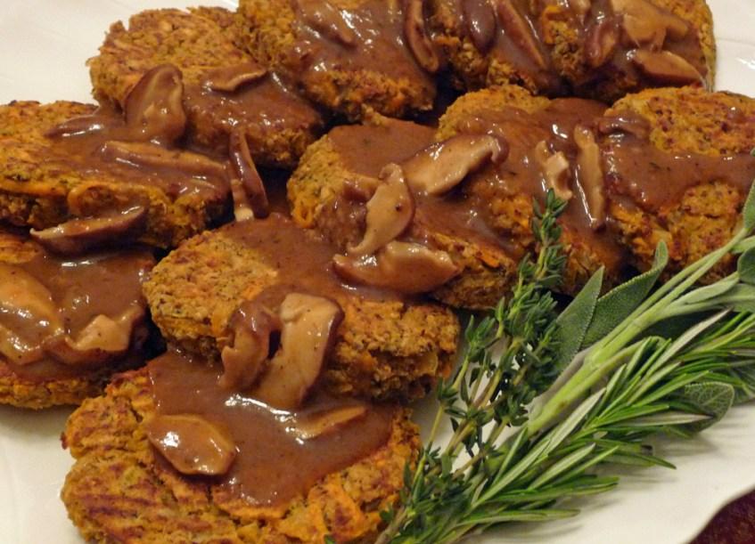 Shiitake Gravy — Extraordinarily Great Vegetarian Gravy