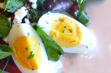 Green Bean Salad w/ Tomatoes & Herbs
