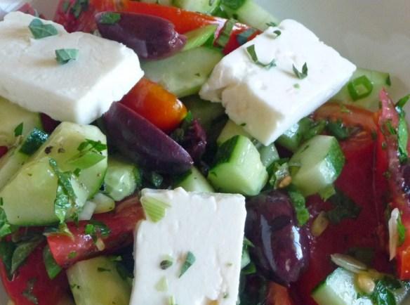 Greek Salad — Fresh, Vibrant, Easy
