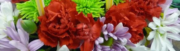 Fresh Flower Birthday Cake – No Flour, All Flowers
