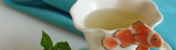 Fresh Mint Tea - Herbal Infusion - Tisane