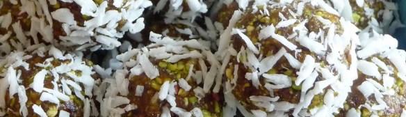 Pistachio Date Truffles – A Taste of Morocco