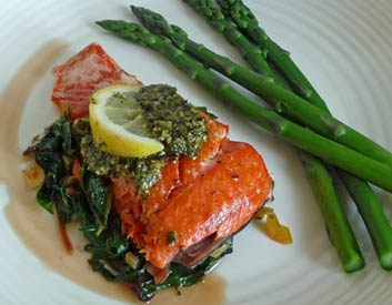 Slow Roasted Salmon – Recipe Perfected