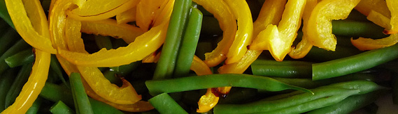 Mediterranean Green Bean Salad – Clean, Crisp, Fresh, Herbal and Bright