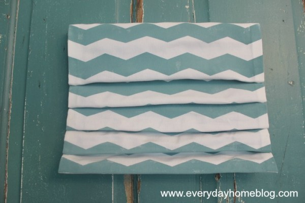No-Sew Decorating by The Everyday Home