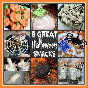8 Great Halloween Snacks