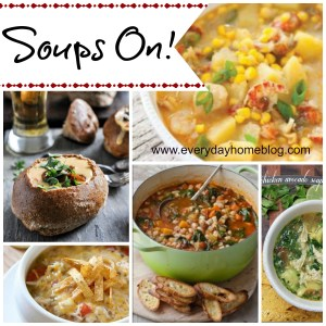 Ten Soup Recipes