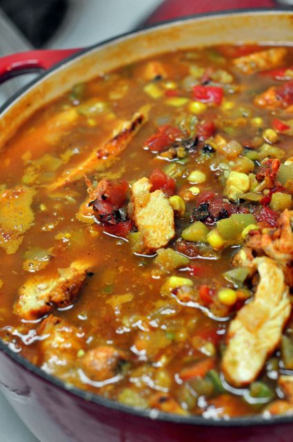 Ten Fabulous Soup Recipes by The Everyday Home