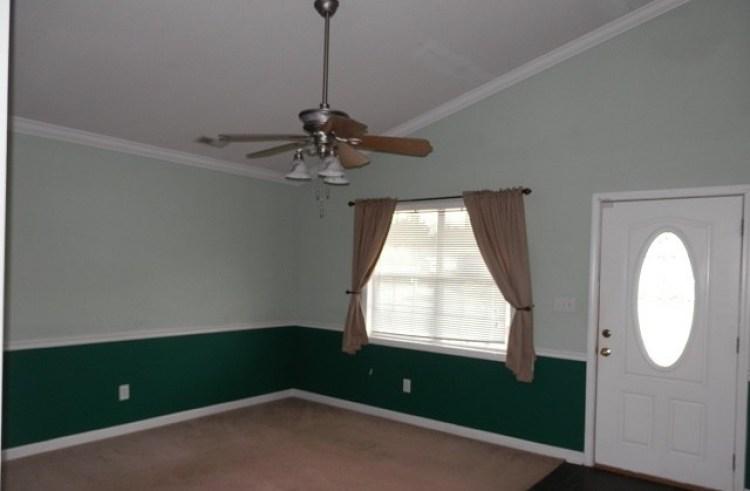 Renovation Property Living Room Before | The Everyday Home | www.everydayhomeblog.com