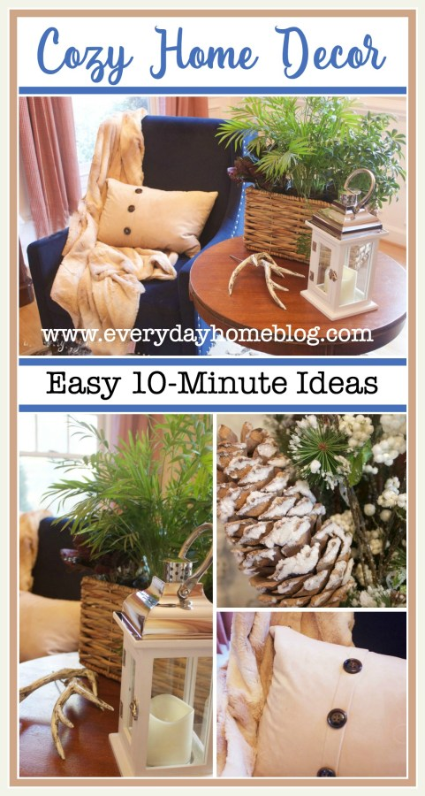 Cozy Winter Decor for Your Home   The Everyday Home