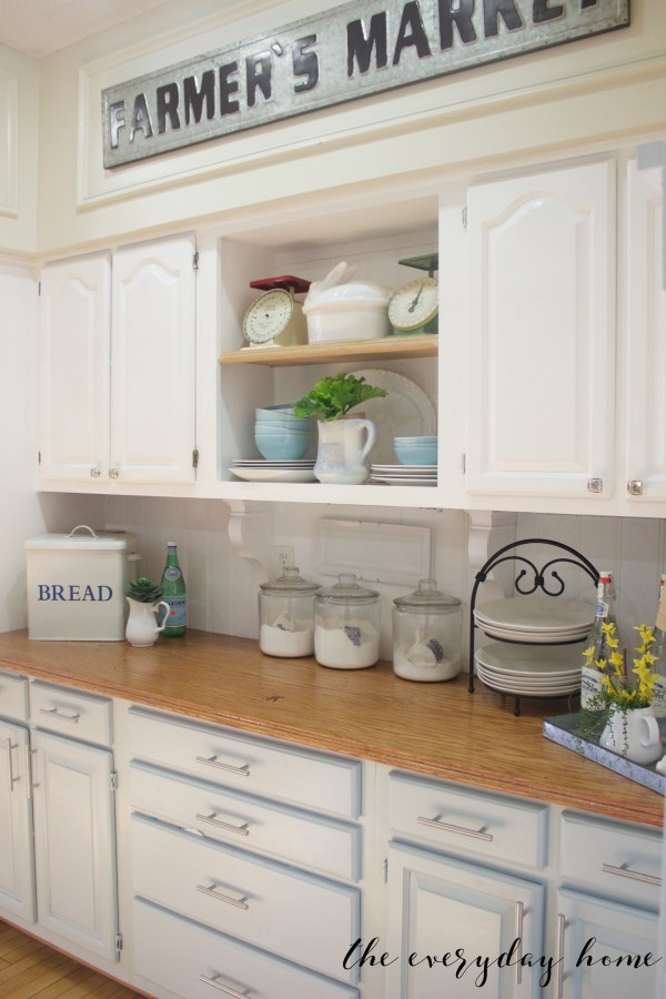 Spring Kitchen Tour   Kitchen Cabinets   The Everyday Home