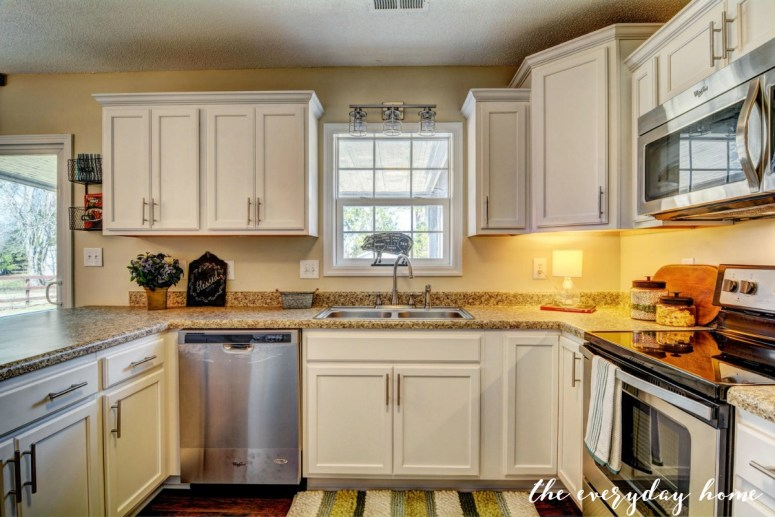 Kitchen After - Flip House | The Everyday Home Blog