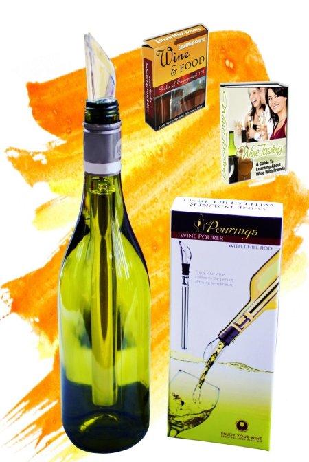 Stainless Steel Wine Chiller Stick