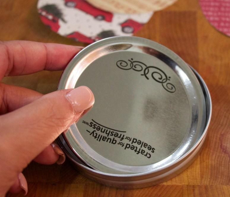 adding-back-lid-to-christmas-ornament   The Everyday Home   www.everydayhomeblog.com