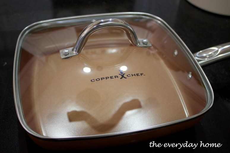 pans-by-copper-chef | The Everyday Home | www.everydayhomeblog.com