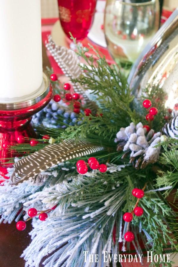 festive-tablescape-greenery
