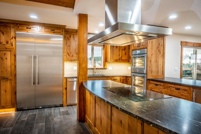 Real Estate Photography Spokane - Kitchen