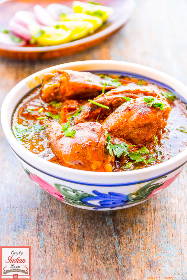 classic chicken curry