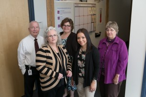 The Physician Referral Services Team: