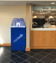 Disposal_Box Memorial campus