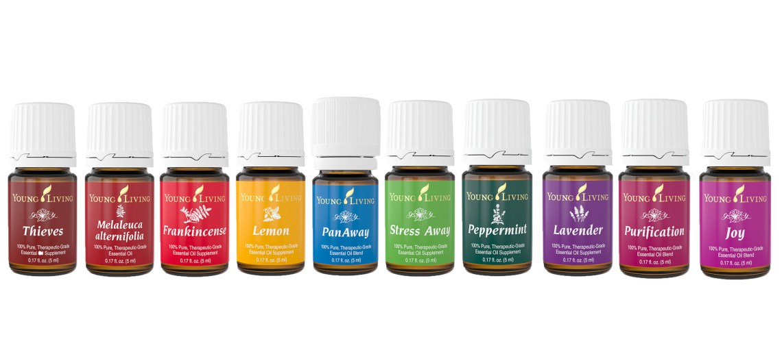Essential Oils at a discount