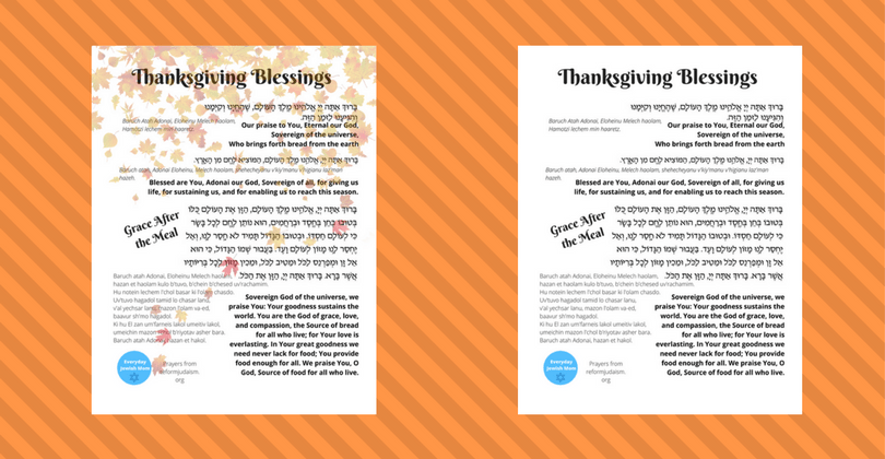 Thanksgiving Blessings Image-2
