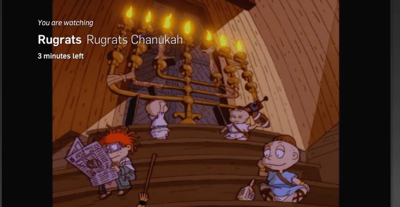 Rugrats Hanukkah