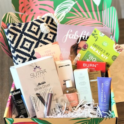 FabFitFun Box – Summer 2019 (Spoilers Ahead)