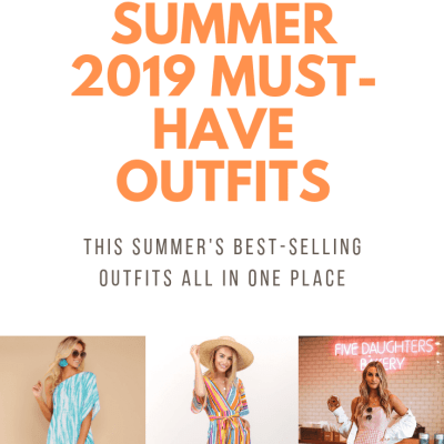 Summer 2019 Vacation Outfits