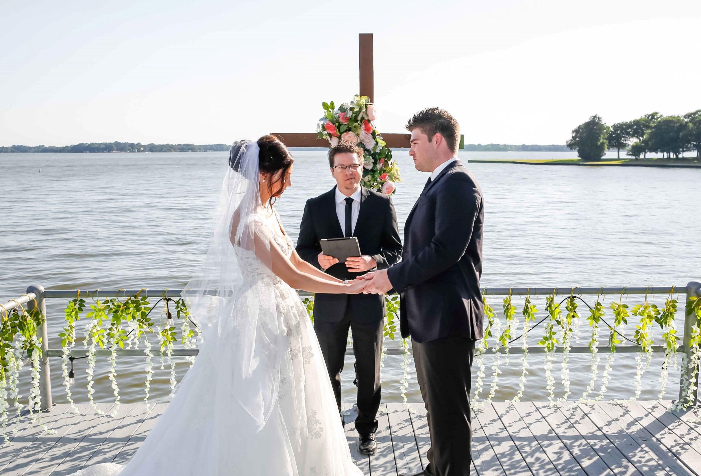 Coronavirus Intimate Wedding