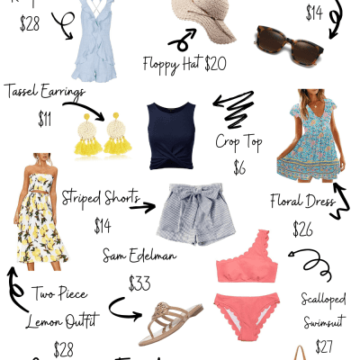 Summer 2020 Fashion – Amazon Finds Under $35