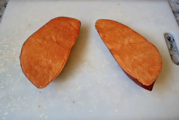 sweet potatoes to roast #sweetpotatoes