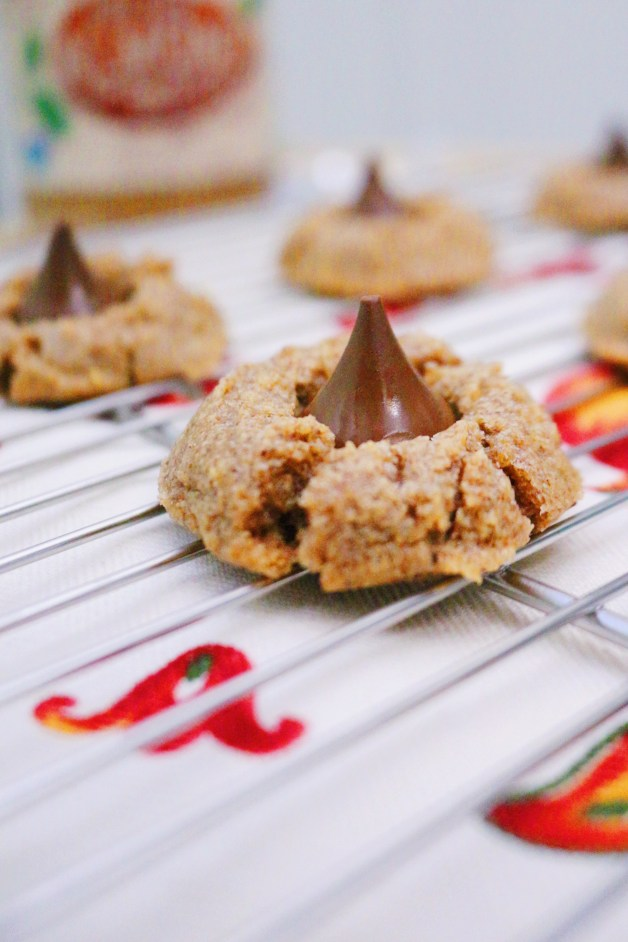 Easiest Almond Butter Blossoms