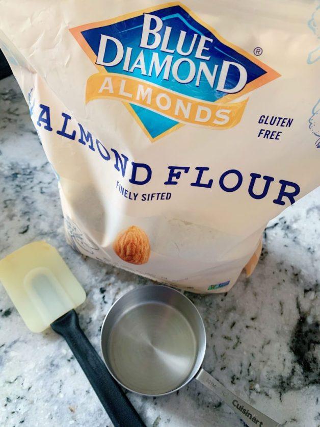 Almond flour #almondflourcookies