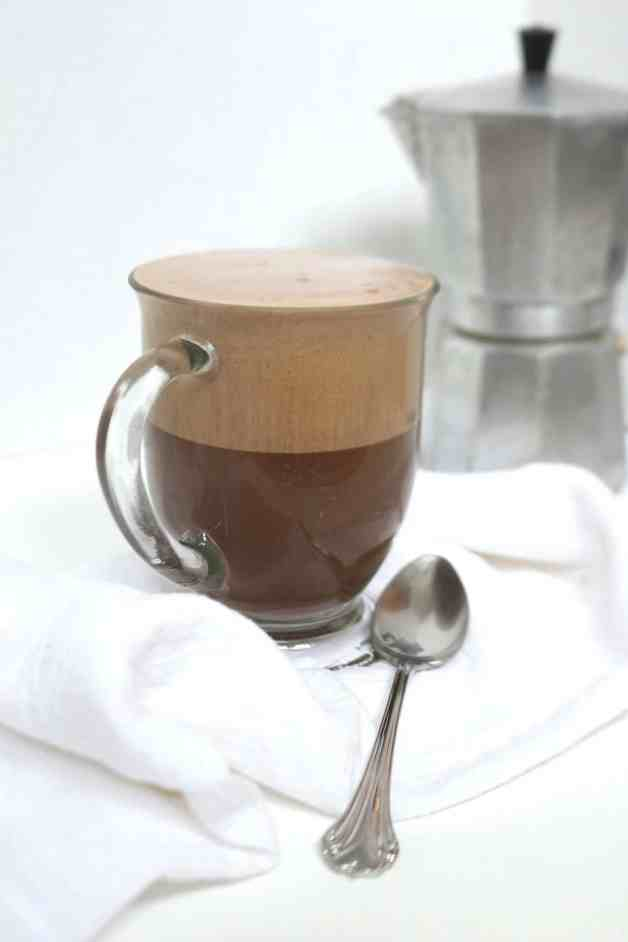 Super Frothy Mocha Latte (Dairy-Free)