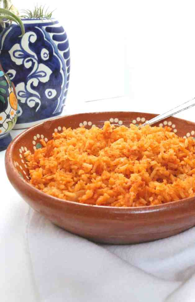 Arroz Rojo (Mexican Red Rice)