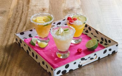 SKINNY MARGARITAS FROM WILLIAMS SONOMA