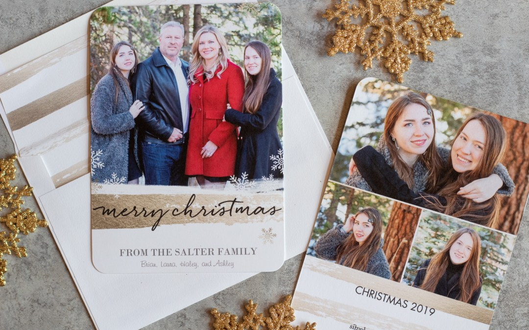 MERRY CHRISTMAS FROM THE SALTER FAMILY