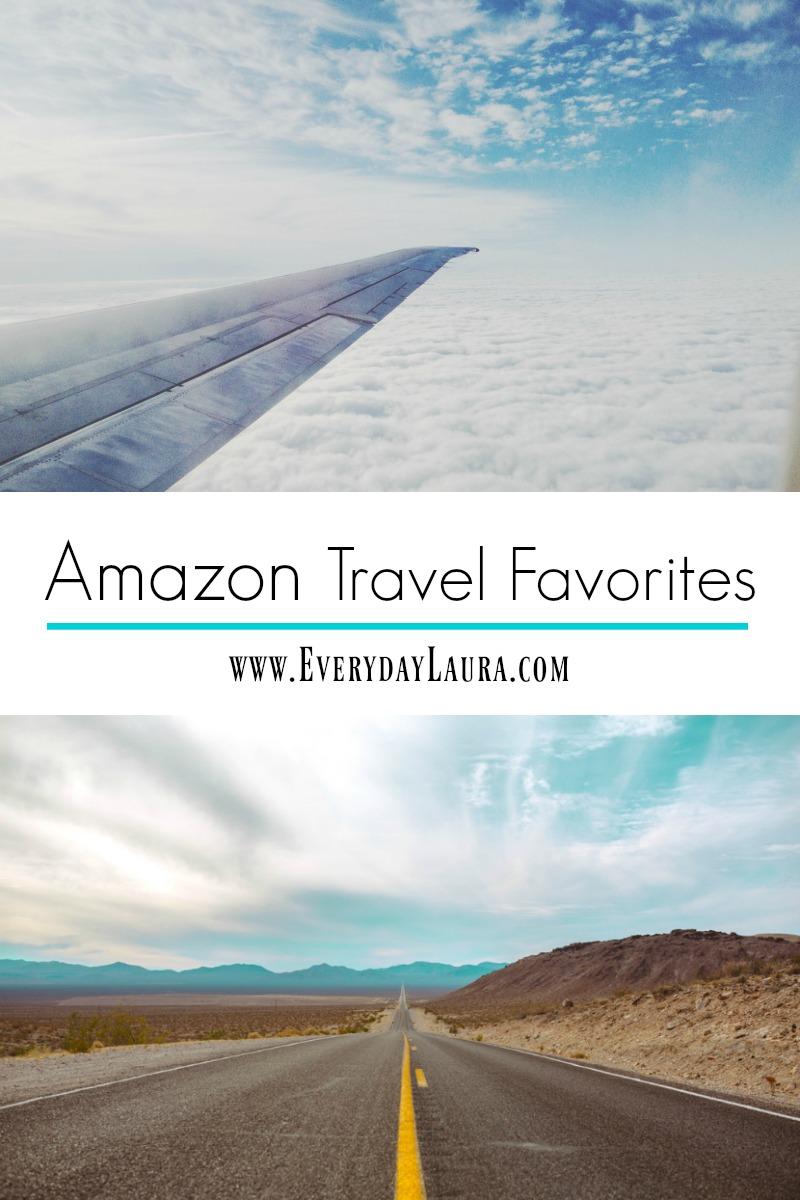 Amazon travel favorites