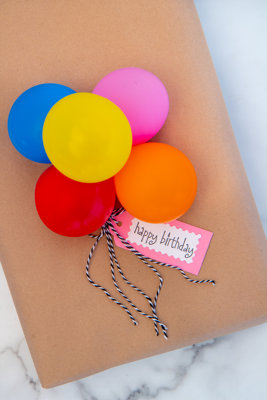Creative Birthday Gift Wrap Ideas