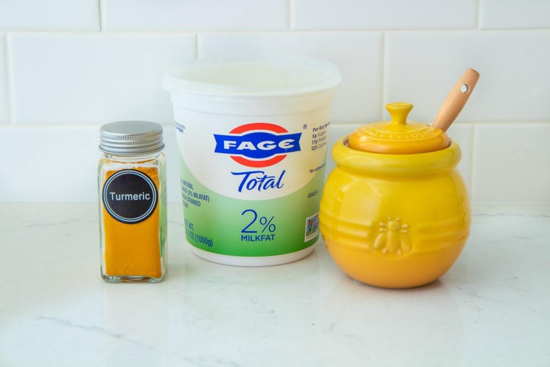 DIY 3 ingredient face mask