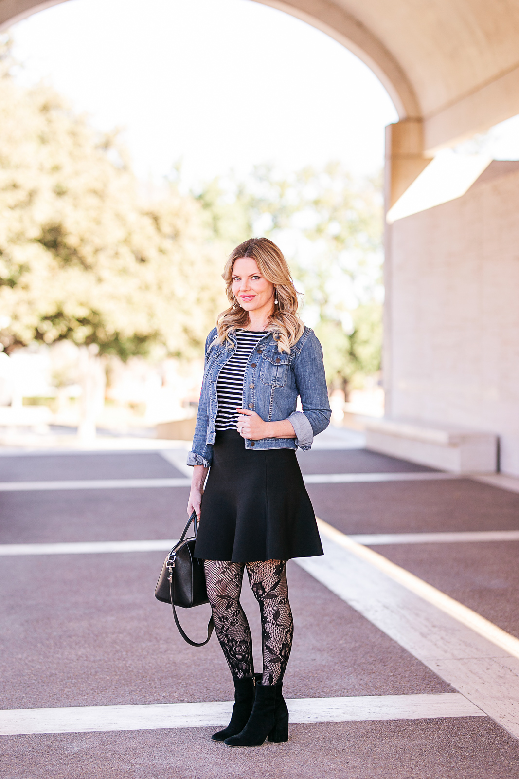 2019 year for lady- How to colored wear patterned tights