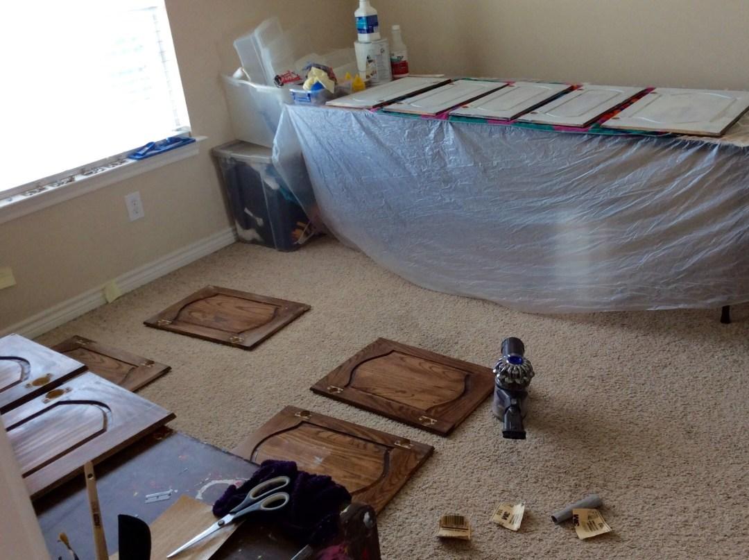 ugly bedroom makeover