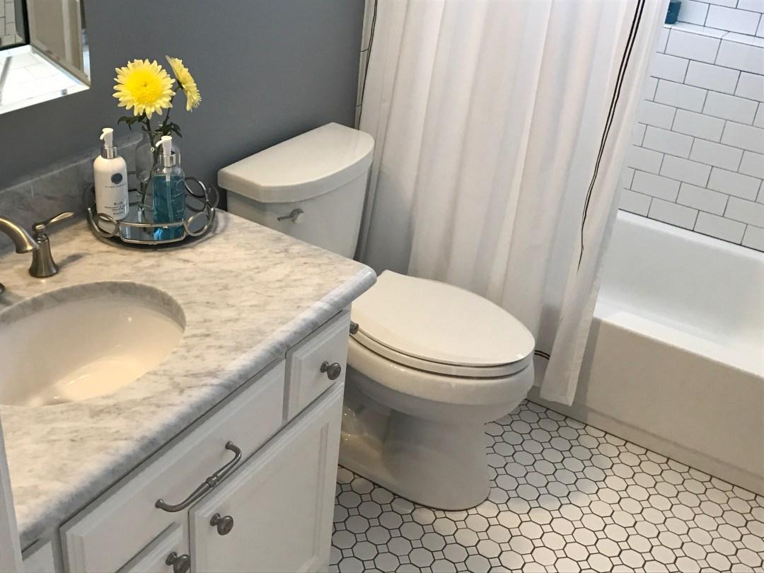 vintage bathroom design
