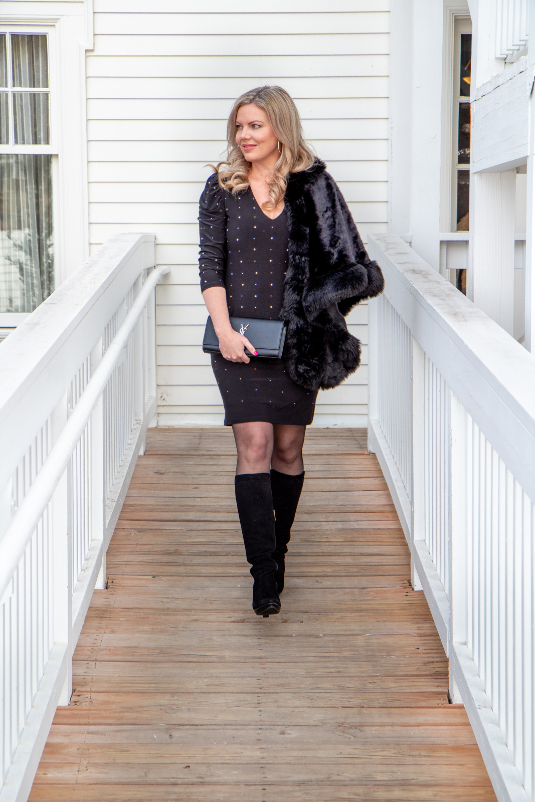 Colorado fashion blogger winter outfits