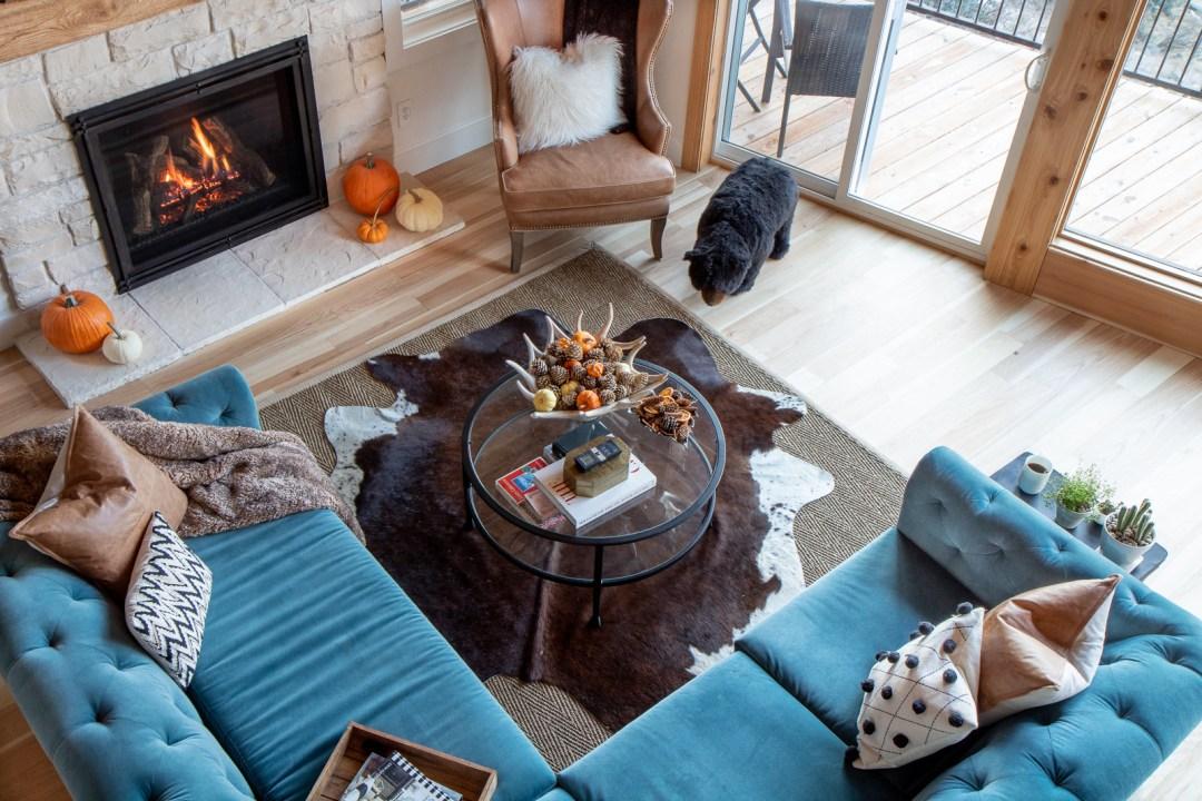 Modern Mountain Home Decor
