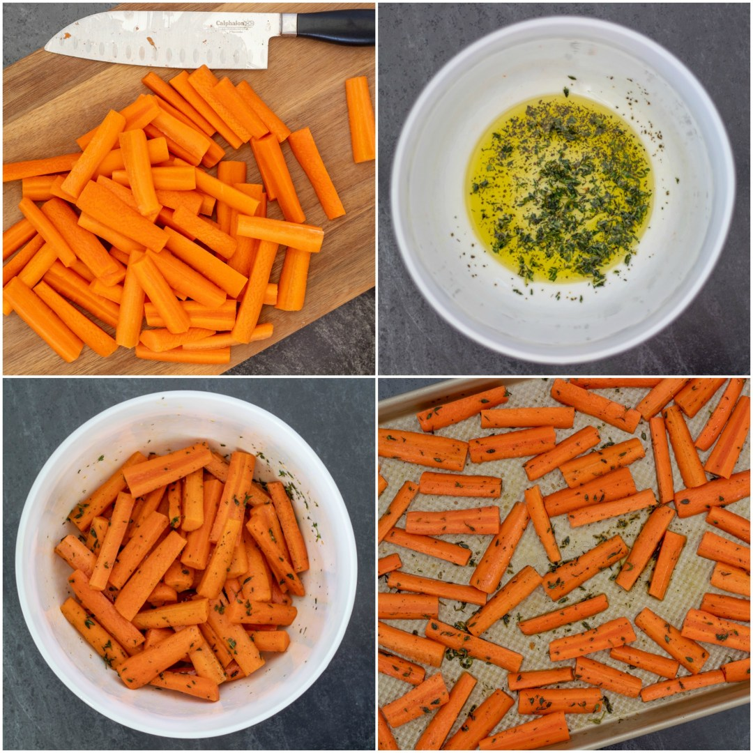 ways to cook carrots