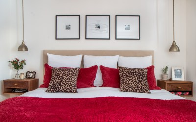 OUR SPACE-EFFICIENT MASTER BEDROOM REVEAL