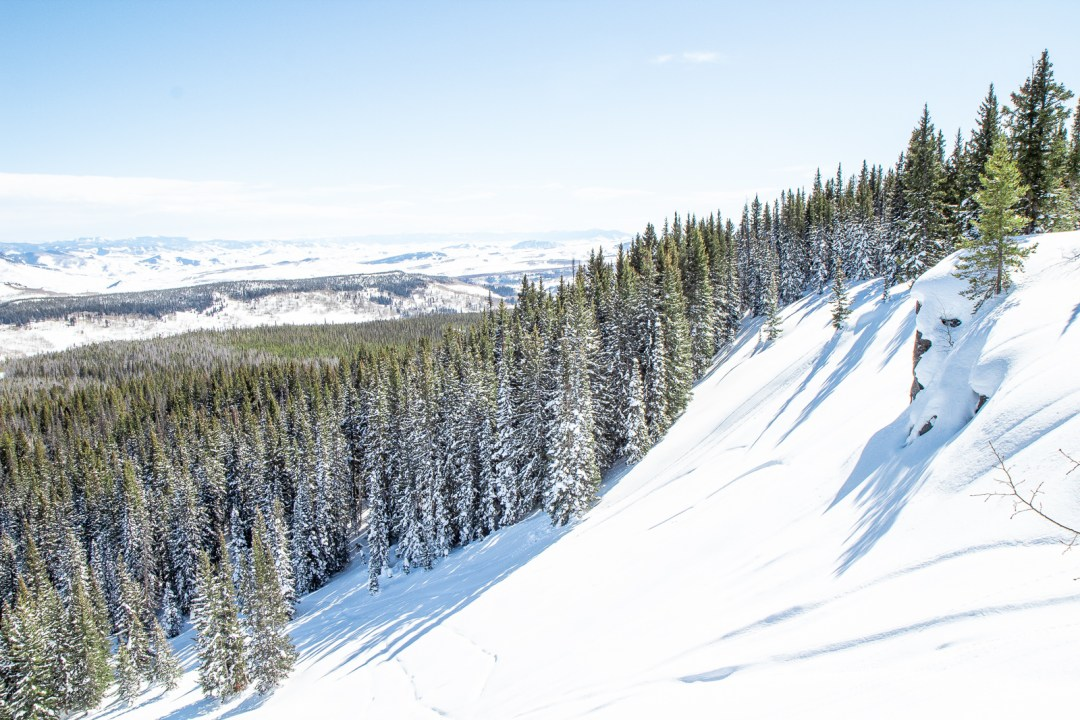 Steamboat Springs winter activities